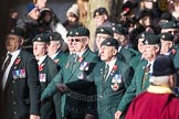 March Past, Remembrance Sunday at the Cenotaph 2016: A01 1LI Association. Cenotaph, Whitehall, London SW1, London, Greater London, United Kingdom, on 13 November 2016 at 12:37, image #8