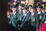 March Past, Remembrance Sunday at the Cenotaph 2016: A01 1LI Association. Cenotaph, Whitehall, London SW1, London, Greater London, United Kingdom, on 13 November 2016 at 12:37, image #10