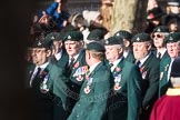 March Past, Remembrance Sunday at the Cenotaph 2016: A01 1LI Association. Cenotaph, Whitehall, London SW1, London, Greater London, United Kingdom, on 13 November 2016 at 12:37, image #11