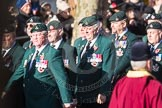 March Past, Remembrance Sunday at the Cenotaph 2016: A01 1LI Association. Cenotaph, Whitehall, London SW1, London, Greater London, United Kingdom, on 13 November 2016 at 12:37, image #12