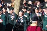March Past, Remembrance Sunday at the Cenotaph 2016: A01 1LI Association. Cenotaph, Whitehall, London SW1, London, Greater London, United Kingdom, on 13 November 2016 at 12:38, image #13