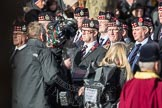 March Past, Remembrance Sunday at the Cenotaph 2016: A03 King's Own Scottish Borderers Association. Cenotaph, Whitehall, London SW1, London, Greater London, United Kingdom, on 13 November 2016 at 12:38, image #53