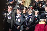 March Past, Remembrance Sunday at the Cenotaph 2016: A03 King's Own Scottish Borderers Association. Cenotaph, Whitehall, London SW1, London, Greater London, United Kingdom, on 13 November 2016 at 12:38, image #57
