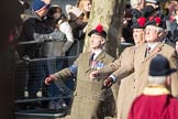 March Past, Remembrance Sunday at the Cenotaph 2016: A04 Black Watch Association. Cenotaph, Whitehall, London SW1, London, Greater London, United Kingdom, on 13 November 2016 at 12:38, image #59