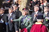 March Past, Remembrance Sunday at the Cenotaph 2016: A06 Argyll & Sutherland Highlanders Regimental Association. Cenotaph, Whitehall, London SW1, London, Greater London, United Kingdom, on 13 November 2016 at 12:39, image #77