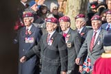 March Past, Remembrance Sunday at the Cenotaph 2016: A08 Guards Parachute Association. Cenotaph, Whitehall, London SW1, London, Greater London, United Kingdom, on 13 November 2016 at 12:39, image #86