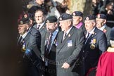 March Past, Remembrance Sunday at the Cenotaph 2016: A11 The Royal Hampshire Regimental Club. Cenotaph, Whitehall, London SW1, London, Greater London, United Kingdom, on 13 November 2016 at 12:39, image #106