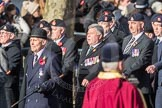 March Past, Remembrance Sunday at the Cenotaph 2016: A16 The Staffordshire Regiment. Cenotaph, Whitehall, London SW1, London, Greater London, United Kingdom, on 13 November 2016 at 12:40, image #153
