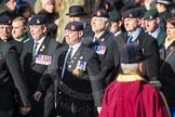 March Past, Remembrance Sunday at the Cenotaph 2016: A16 The Staffordshire Regiment. Cenotaph, Whitehall, London SW1, London, Greater London, United Kingdom, on 13 November 2016 at 12:41, image #160