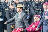 March Past, Remembrance Sunday at the Cenotaph 2016: A30 Queen's Royal Hussars (The Queen's Own & Royal Irish. Cenotaph, Whitehall, London SW1, London, Greater London, United Kingdom, on 13 November 2016 at 12:42, image #232