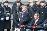 March Past, Remembrance Sunday at the Cenotaph 2016: A34 British Limbless Ex-Service Men's Association (Blesma). Cenotaph, Whitehall, London SW1, London, Greater London, United Kingdom, on 13 November 2016 at 12:42, image #233