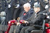 March Past, Remembrance Sunday at the Cenotaph 2016: A34 British Limbless Ex-Service Men's Association (Blesma). Cenotaph, Whitehall, London SW1, London, Greater London, United Kingdom, on 13 November 2016 at 12:43, image #236