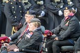 March Past, Remembrance Sunday at the Cenotaph 2016: A34 British Limbless Ex-Service Men's Association (Blesma). Cenotaph, Whitehall, London SW1, London, Greater London, United Kingdom, on 13 November 2016 at 12:43, image #238