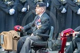 March Past, Remembrance Sunday at the Cenotaph 2016: A34 British Limbless Ex-Service Men's Association (Blesma). Cenotaph, Whitehall, London SW1, London, Greater London, United Kingdom, on 13 November 2016 at 12:43, image #245