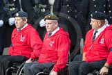 March Past, Remembrance Sunday at the Cenotaph 2016: A35 British Ex-Services Wheelchair Sports Association. Cenotaph, Whitehall, London SW1, London, Greater London, United Kingdom, on 13 November 2016 at 12:43, image #251