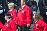 March Past, Remembrance Sunday at the Cenotaph 2016: A35 British Ex-Services Wheelchair Sports Association. Cenotaph, Whitehall, London SW1, London, Greater London, United Kingdom, on 13 November 2016 at 12:43, image #255