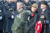 March Past, Remembrance Sunday at the Cenotaph 2016: A37 Queen Alexandra's Hospital Home for Disabled Ex-Servicemen & Women. Cenotaph, Whitehall, London SW1, London, Greater London, United Kingdom, on 13 November 2016 at 12:44, image #276