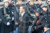 March Past, Remembrance Sunday at the Cenotaph 2016: A37 Queen Alexandra's Hospital Home for Disabled Ex-Servicemen & Women. Cenotaph, Whitehall, London SW1, London, Greater London, United Kingdom, on 13 November 2016 at 12:44, image #283