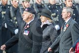 March Past, Remembrance Sunday at the Cenotaph 2016: A37 Queen Alexandra's Hospital Home for Disabled Ex-Servicemen & Women. Cenotaph, Whitehall, London SW1, London, Greater London, United Kingdom, on 13 November 2016 at 12:44, image #289