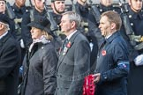 March Past, Remembrance Sunday at the Cenotaph 2016: A37 Queen Alexandra's Hospital Home for Disabled Ex-Servicemen & Women. Cenotaph, Whitehall, London SW1, London, Greater London, United Kingdom, on 13 November 2016 at 12:44, image #290