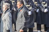 March Past, Remembrance Sunday at the Cenotaph 2016: A39 Combat Stress. Cenotaph, Whitehall, London SW1, London, Greater London, United Kingdom, on 13 November 2016 at 12:44, image #294