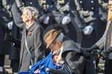 March Past, Remembrance Sunday at the Cenotaph 2016: A39 Combat Stress. Cenotaph, Whitehall, London SW1, London, Greater London, United Kingdom, on 13 November 2016 at 12:44, image #296