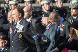 March Past, Remembrance Sunday at the Cenotaph 2016: A39 Combat Stress. Cenotaph, Whitehall, London SW1, London, Greater London, United Kingdom, on 13 November 2016 at 12:44, image #302