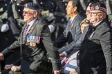 March Past, Remembrance Sunday at the Cenotaph 2016: A39 Combat Stress. Cenotaph, Whitehall, London SW1, London, Greater London, United Kingdom, on 13 November 2016 at 12:45, image #304