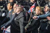 March Past, Remembrance Sunday at the Cenotaph 2016: A39 Combat Stress. Cenotaph, Whitehall, London SW1, London, Greater London, United Kingdom, on 13 November 2016 at 12:45, image #306