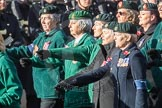 March Past, Remembrance Sunday at the Cenotaph 2016: B01 Women's Royal Army Corps Association. Cenotaph, Whitehall, London SW1, London, Greater London, United Kingdom, on 13 November 2016 at 12:45, image #312