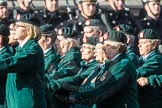 March Past, Remembrance Sunday at the Cenotaph 2016: B01 Women's Royal Army Corps Association. Cenotaph, Whitehall, London SW1, London, Greater London, United Kingdom, on 13 November 2016 at 12:45, image #315