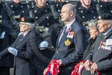 March Past, Remembrance Sunday at the Cenotaph 2016: B02 Reconnaissance Corps. Cenotaph, Whitehall, London SW1, London, Greater London, United Kingdom, on 13 November 2016 at 12:45, image #340