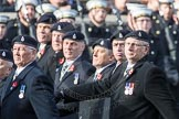 March Past, Remembrance Sunday at the Cenotaph 2016: B03 3rd Regiment Royal Horse Artillery Association. Cenotaph, Whitehall, London SW1, London, Greater London, United Kingdom, on 13 November 2016 at 12:45, image #363