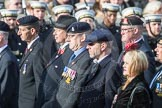 March Past, Remembrance Sunday at the Cenotaph 2016: B04 Royal Artillery Association. Cenotaph, Whitehall, London SW1, London, Greater London, United Kingdom, on 13 November 2016 at 12:46, image #367
