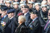 March Past, Remembrance Sunday at the Cenotaph 2016: B04 Royal Artillery Association. Cenotaph, Whitehall, London SW1, London, Greater London, United Kingdom, on 13 November 2016 at 12:46, image #368