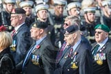 March Past, Remembrance Sunday at the Cenotaph 2016: B04 Royal Artillery Association. Cenotaph, Whitehall, London SW1, London, Greater London, United Kingdom, on 13 November 2016 at 12:46, image #369