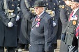March Past, Remembrance Sunday at the Cenotaph 2016: B05 The Royal Engineers Association. Cenotaph, Whitehall, London SW1, London, Greater London, United Kingdom, on 13 November 2016 at 12:46, image #373