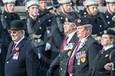 March Past, Remembrance Sunday at the Cenotaph 2016: B05 The Royal Engineers Association. Cenotaph, Whitehall, London SW1, London, Greater London, United Kingdom, on 13 November 2016 at 12:46, image #374