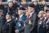March Past, Remembrance Sunday at the Cenotaph 2016: B05 The Royal Engineers Association. Cenotaph, Whitehall, London SW1, London, Greater London, United Kingdom, on 13 November 2016 at 12:46, image #377