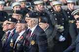 March Past, Remembrance Sunday at the Cenotaph 2016: B05 The Royal Engineers Association. Cenotaph, Whitehall, London SW1, London, Greater London, United Kingdom, on 13 November 2016 at 12:46, image #379