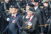 March Past, Remembrance Sunday at the Cenotaph 2016: B05 The Royal Engineers Association. Cenotaph, Whitehall, London SW1, London, Greater London, United Kingdom, on 13 November 2016 at 12:46, image #381