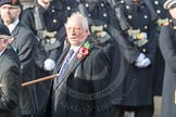 March Past, Remembrance Sunday at the Cenotaph 2016: B05 The Royal Engineers Association. Cenotaph, Whitehall, London SW1, London, Greater London, United Kingdom, on 13 November 2016 at 12:46, image #383