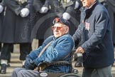 March Past, Remembrance Sunday at the Cenotaph 2016: B05 The Royal Engineers Association. Cenotaph, Whitehall, London SW1, London, Greater London, United Kingdom, on 13 November 2016 at 12:46, image #384