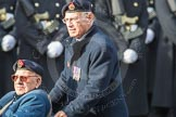 March Past, Remembrance Sunday at the Cenotaph 2016: B05 The Royal Engineers Association. Cenotaph, Whitehall, London SW1, London, Greater London, United Kingdom, on 13 November 2016 at 12:46, image #385