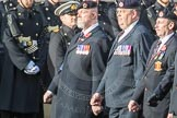 March Past, Remembrance Sunday at the Cenotaph 2016: B06 Royal Engineers Bomb Disposal Association. Cenotaph, Whitehall, London SW1, London, Greater London, United Kingdom, on 13 November 2016 at 12:46, image #387
