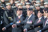 March Past, Remembrance Sunday at the Cenotaph 2016: B06 Royal Engineers Bomb Disposal Association. Cenotaph, Whitehall, London SW1, London, Greater London, United Kingdom, on 13 November 2016 at 12:46, image #388