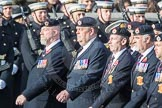 March Past, Remembrance Sunday at the Cenotaph 2016: B06 Royal Engineers Bomb Disposal Association. Cenotaph, Whitehall, London SW1, London, Greater London, United Kingdom, on 13 November 2016 at 12:46, image #389