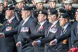 March Past, Remembrance Sunday at the Cenotaph 2016: B06 Royal Engineers Bomb Disposal Association. Cenotaph, Whitehall, London SW1, London, Greater London, United Kingdom, on 13 November 2016 at 12:46, image #390