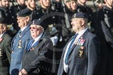 March Past, Remembrance Sunday at the Cenotaph 2016: B07 Royal Signals Association. Cenotaph, Whitehall, London SW1, London, Greater London, United Kingdom, on 13 November 2016 at 12:47, image #421