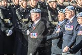 March Past, Remembrance Sunday at the Cenotaph 2016: B08 Army Air Corps Veterans Association. Cenotaph, Whitehall, London SW1, London, Greater London, United Kingdom, on 13 November 2016 at 12:47, image #423